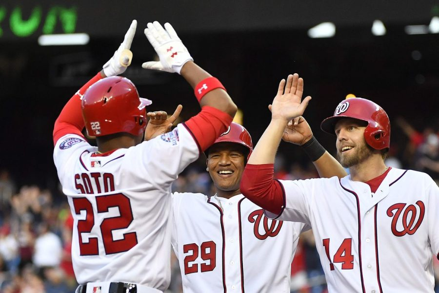 What Grade Have The Nats Earned So Far?