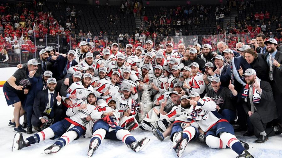 Washington Capitals Win Stanley Cup (Finally)