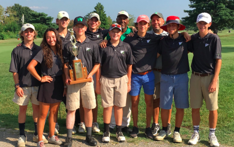 Wakefield Wins County Golf Championship for First Time in School History