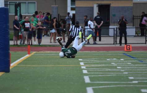 Varsity Football Kicks Off The Season With Big Home Win