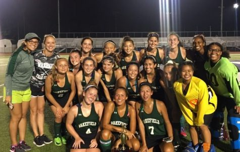 Varsity Field Hockey Sticks to the Plan this Season