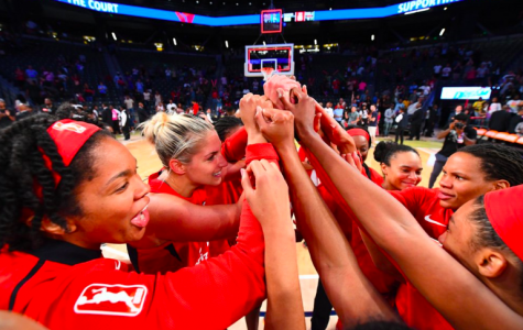 Mystics Head to WNBA Finals For First Time Ever in Program History