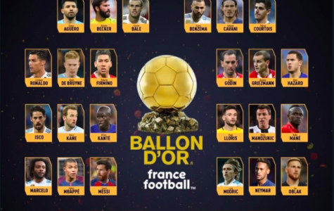 Who Will Win FIFA Ballon d'Or 2018?