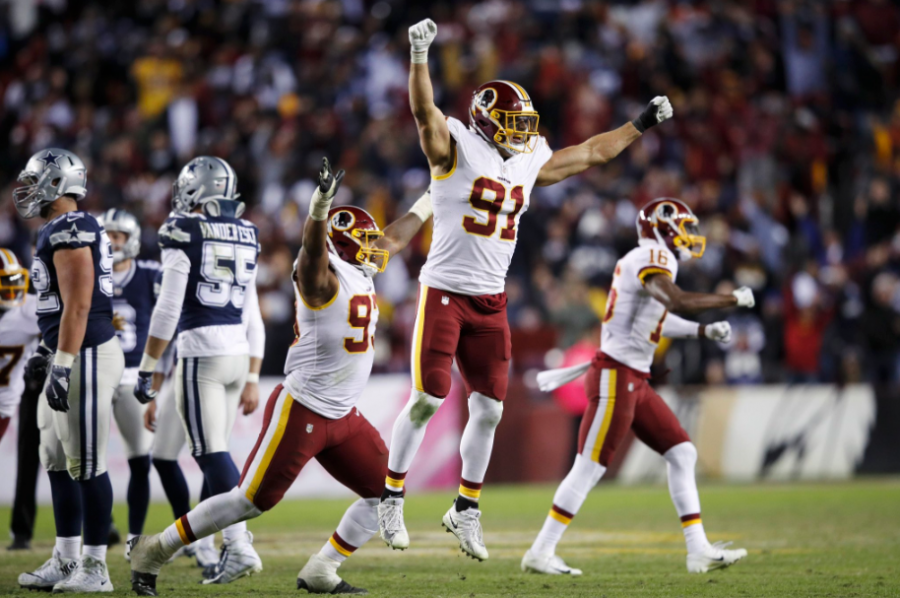 Redskins Beat The Cowboys for the First Time in a Long Time