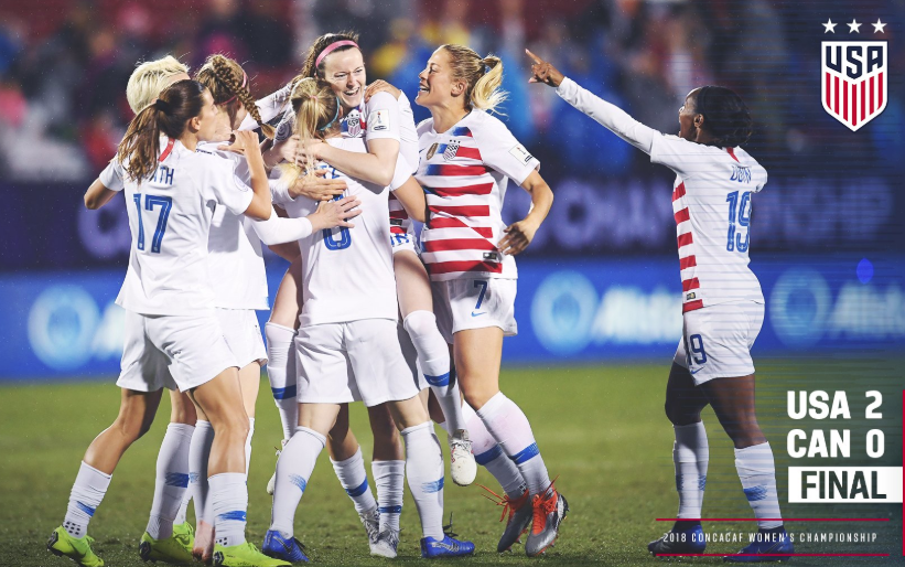 United+States+Women%27s+National+Team%3A+Road+to+the+World+Cup