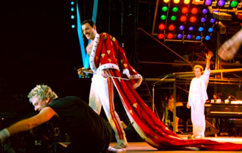 Bohemian Rhapsody: The Epic Tale of Queen and Frontman Freddie Mercury is at the Movies