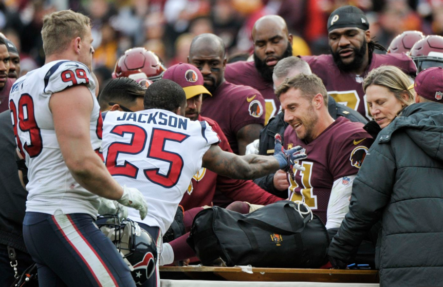 Redskins Look To Bounce Back