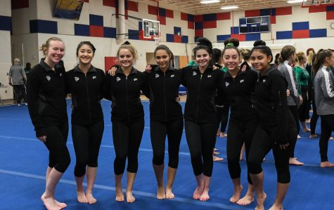 Wakefield Gymnastics Achieves Goals Early