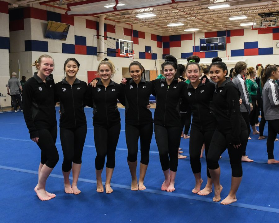Wakefield+Gymnastics+Achieves+Goals+Early