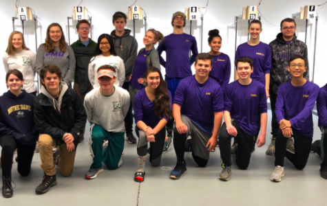 Rifle Team Brings Trophies Home