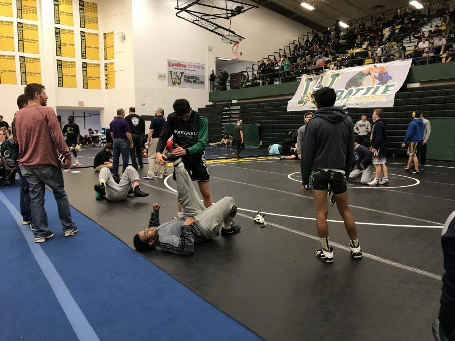 Wrestling is Ready to Rumble