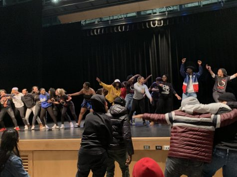 Wakefield's First Black History Month Assembly