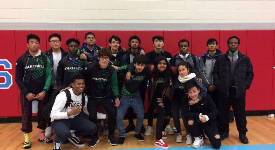 Wakefield Wrestling: Crushing the Competition!