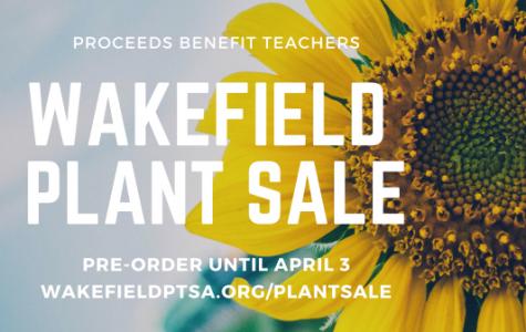 Wakefield Plant Sale