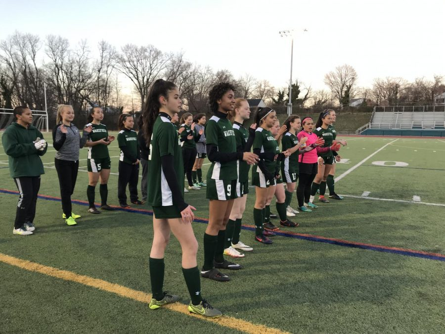 Girls+Soccer%3A+Focus+on+Strong+Season+Finish
