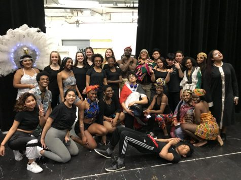 Wakefield Showcases Our Diversity at Heritage Assembly