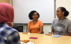 Pizza with Zeinab: United Minority Girls Discuss How Important Program is to Wakefield
