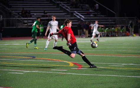 Spotlight on Alex Temoshok: Varsity Boys Soccer Goalkeeper