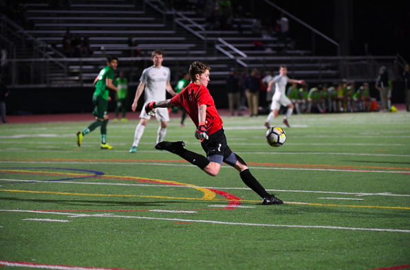 Spotlight on Alex Temoshok: Varsity Boys Soccer Goalkeeper