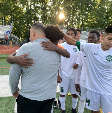 Boys Varsity Soccer Stuns Everyone in Amazing First Playoff Win