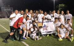 Boys Soccer Takes Conference Championship for First Time in 20 Years