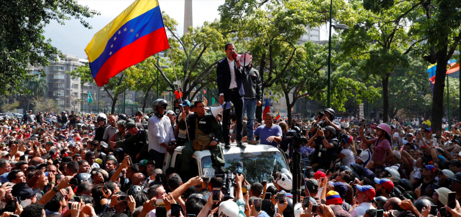 Another Update on Venezuela: Protests in the Streets of Eastern Puerto Ordaz