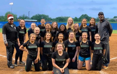 UNDEFEATED: JV Softball Finish Season Strong