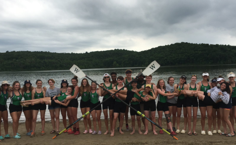 Wakefield Crew Row, Row, Rowed Their Way to Successful Season