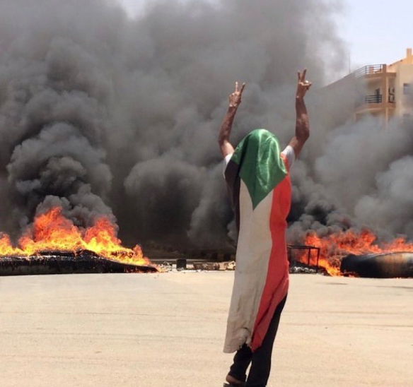 Sudanese Protesters Slaughtered by Local Militia