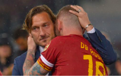 Soccer's Big Loss: Francesco Totti