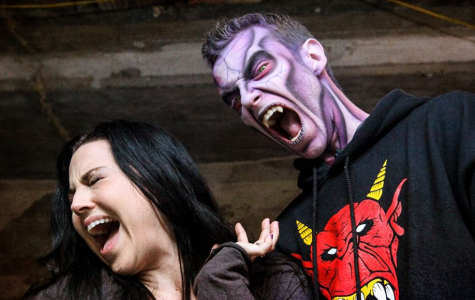 It's October: Time for Haunted Attractions