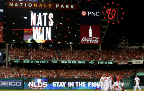 Nationals Go Wild in Playoffs: Tonight is the Night