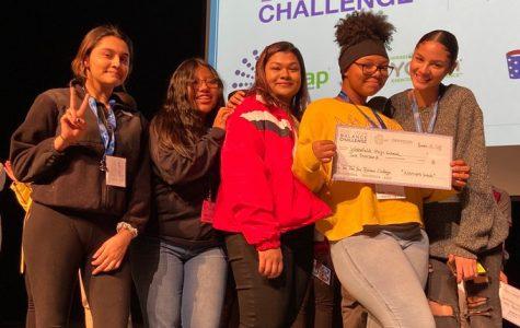 Five Seniors Find Balance at AdCap Challenge