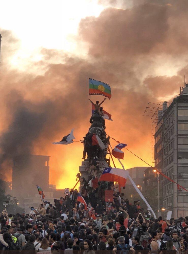 Massive Economic Inequalities Fuel Latin American Protests