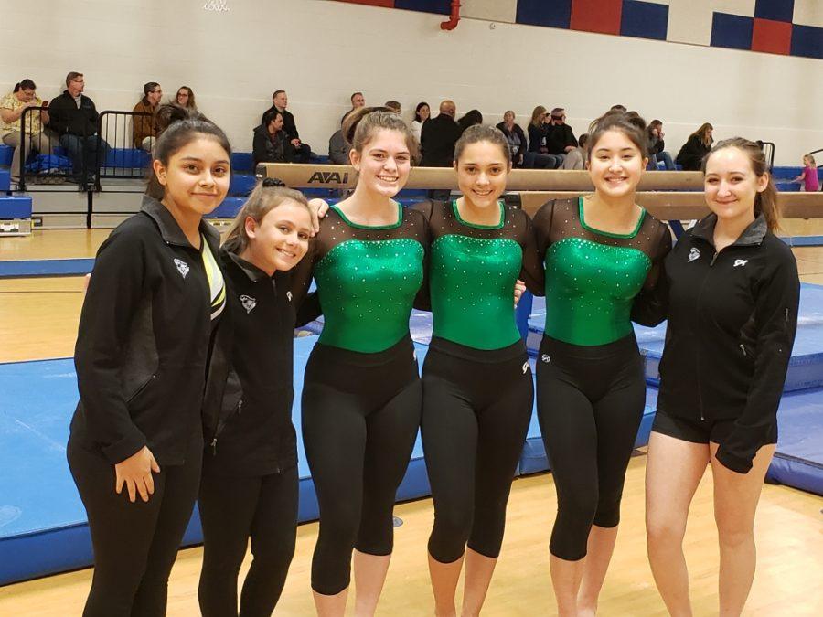Gymnastics Season Springs into Action