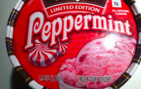 Peppermint is everywhere. This flavor has gone too far. It is even in ice cream every winter.
