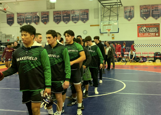 Wrestling Team is Ready to Defend the Mats