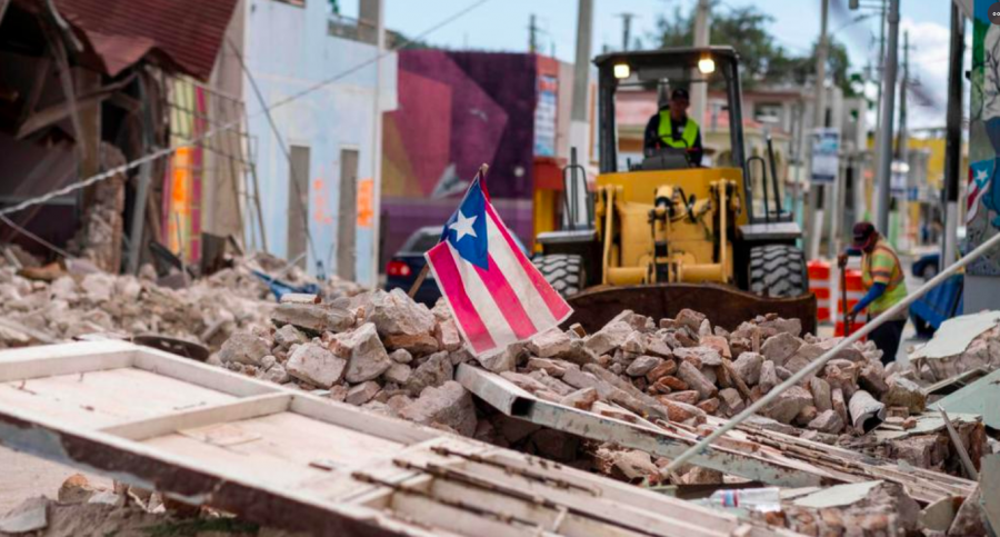 Puerto Rico Still Feels Rattled: Infrastructure at Risk
