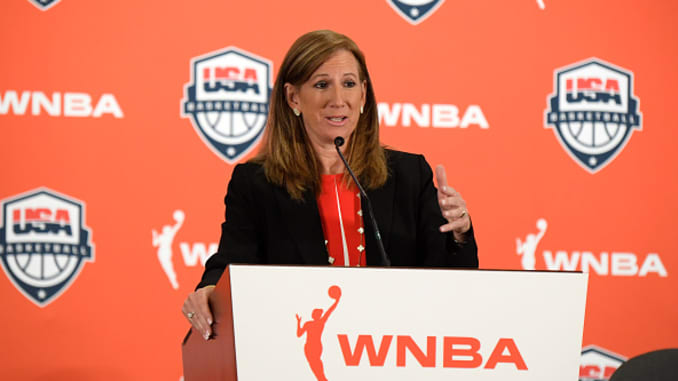 New+WNBA+Agreement%3A+First+Step+on+Long+Road