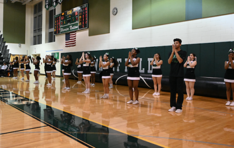 It is Time to Cheer for Our Cheerleaders: Senior Night