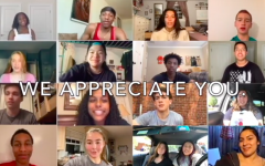 Navigation to Story: Thank You Message from Students for Teacher Appreciation Week