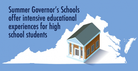 Summer Governor's Schools and Foreign Language Academies Applications due Friday