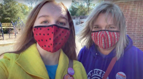 Anneliese Vlogs Election Day 2020