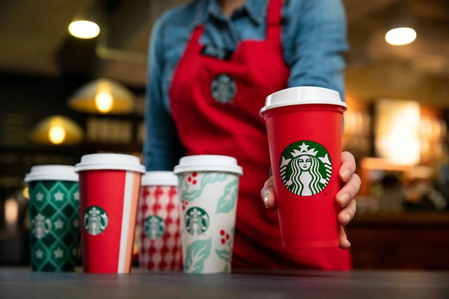 Eight Starbucks Secret Menu Holiday Drinks to Get You in the Holiday Mood