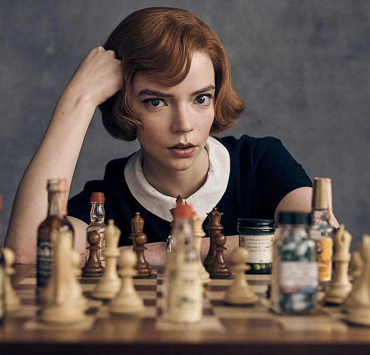 The Queen's Gambit is a Must Watch because of Anya Taylor-Joy