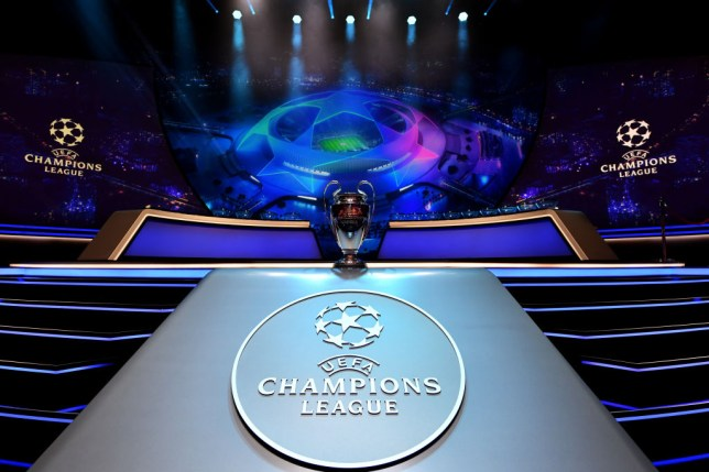 UEFA+Champions+League%3A+Get+Ready+for+the+Round+of+16