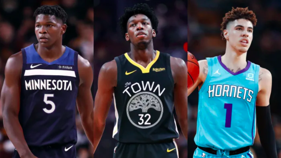 The Top 3 NBA Draft picks have their time on court starting next week.