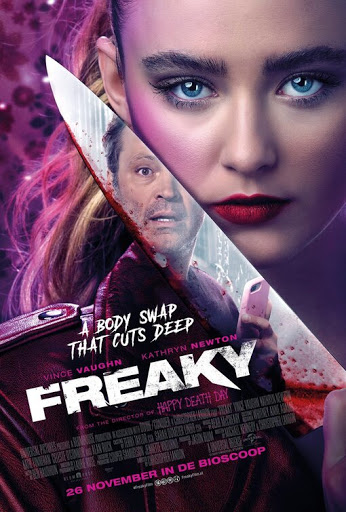 Freaky: The Slasher Film that 2020 Deserves