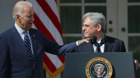 More than 40 lawmakers signed onto a letter last week urging Merrick Garland, President Biden