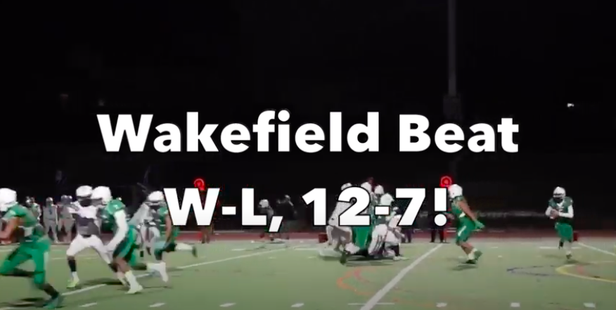 Varsity Football Wins First Game of Season: Hype Video